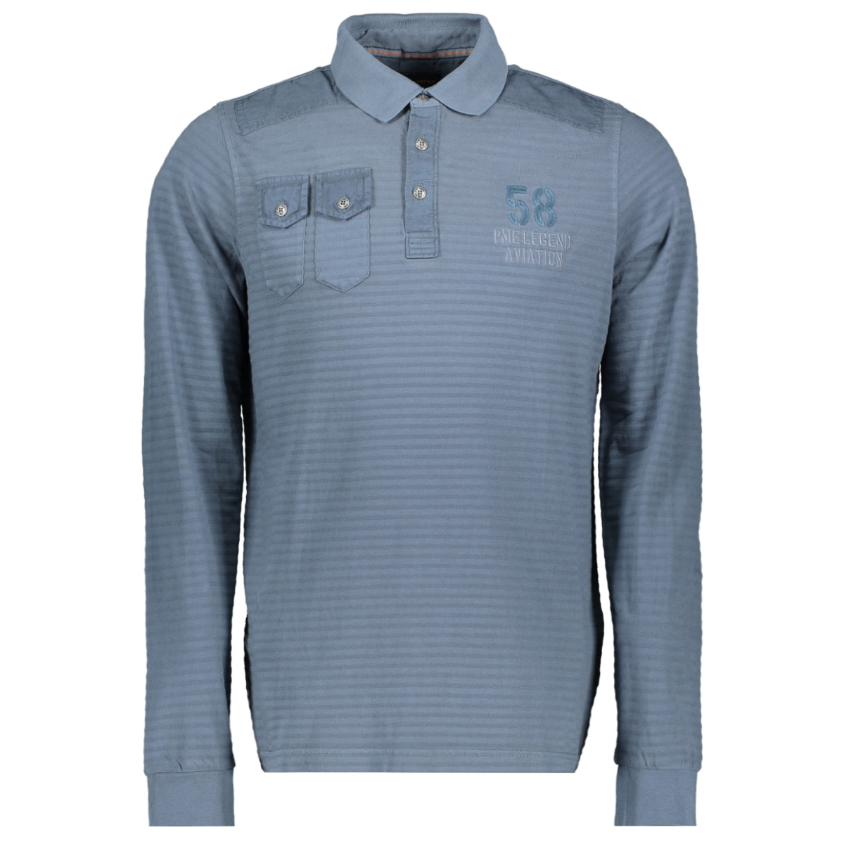 long sleeve polo pps196874 pme legend polo 5126