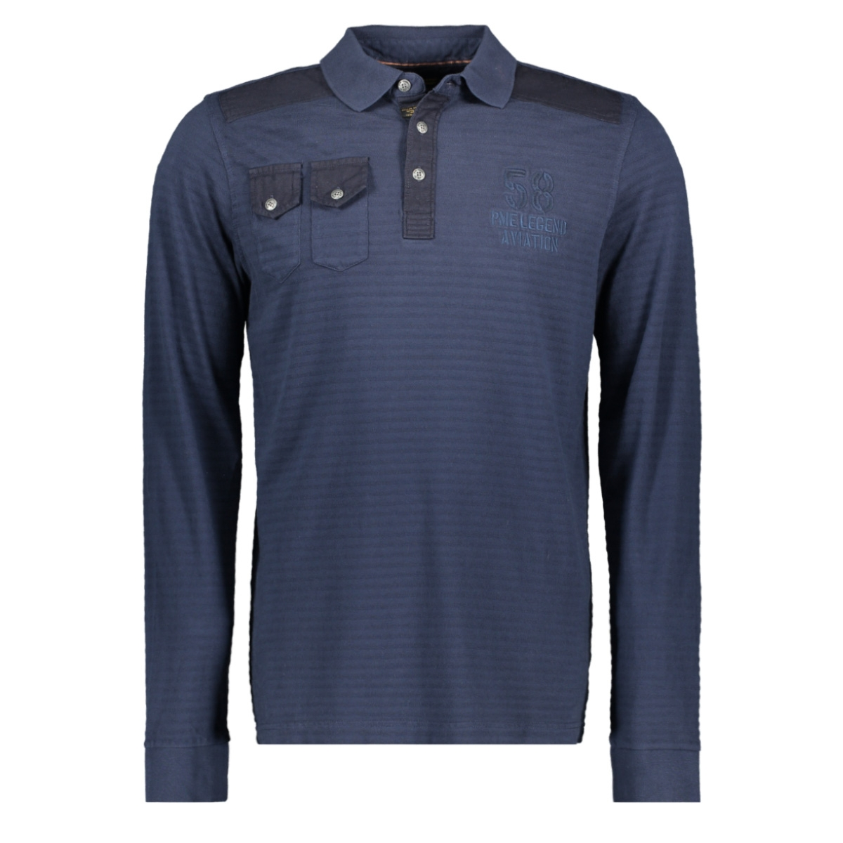 long sleeve polo pps196874 pme legend polo 5281