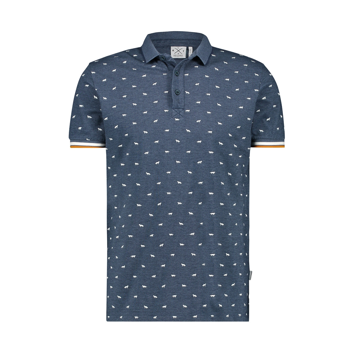 pl foxtail 1901040400 kultivate polo 319 dark navy