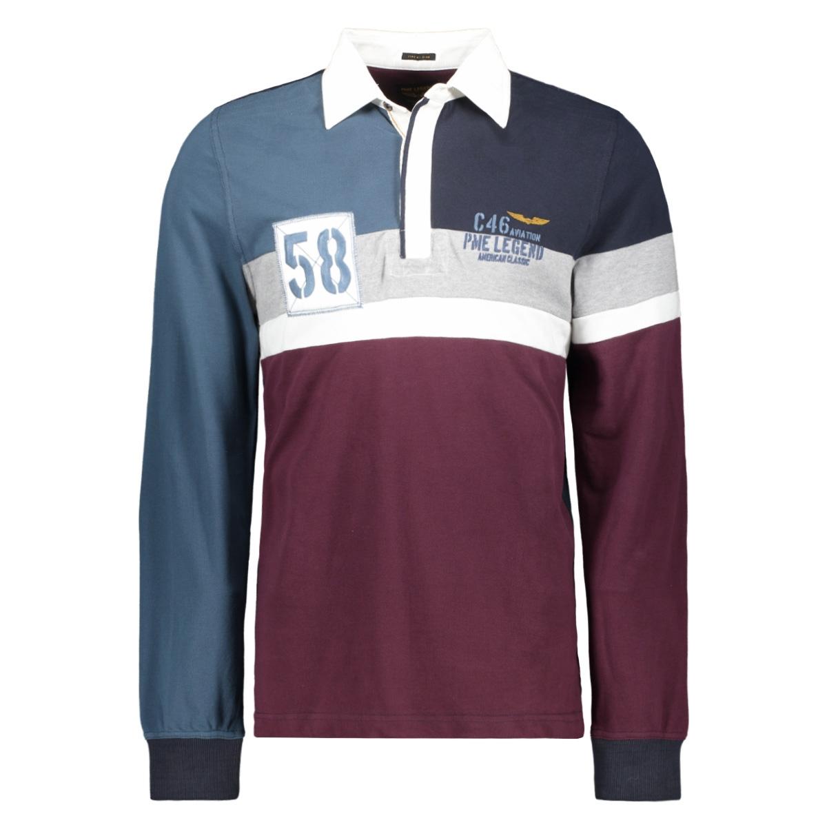 long sleeve polo pps196873 pme legend polo 5281