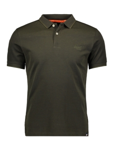 Superdry Polo CLASSIC LITE POLO M1100002A ARMY