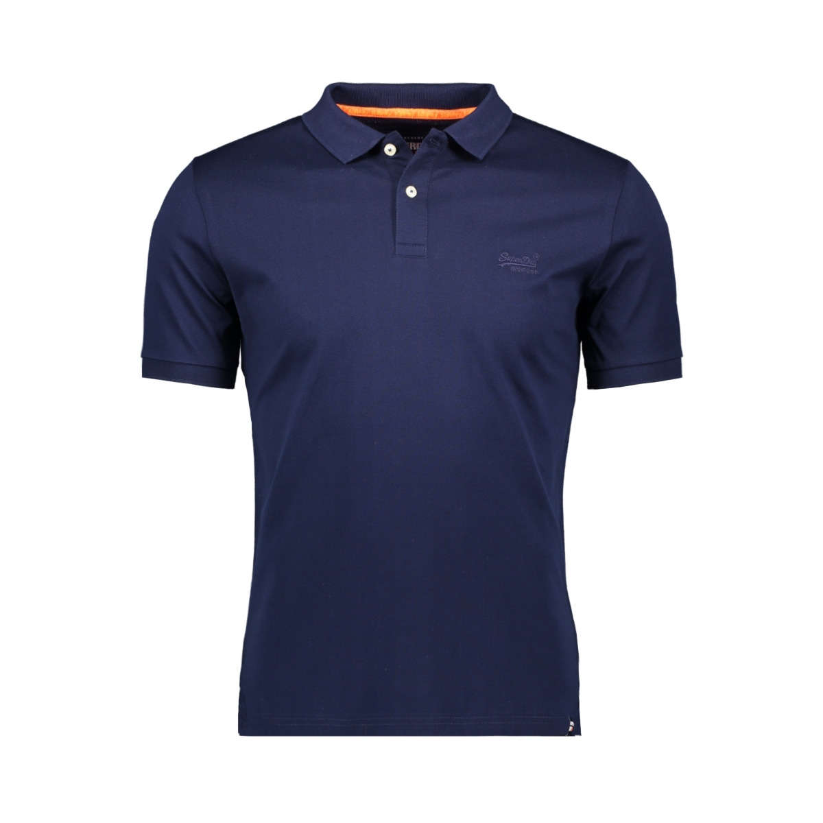 classic lite polo m1100002a superdry polo midnight navy