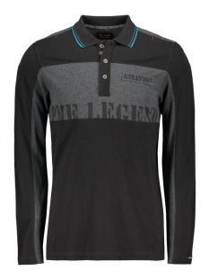 PME legend Polo LONG SLEEVE POLO PPS197852 9139