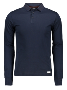 Superdry Polo EDIT L/S POLO M1100005A NAVY