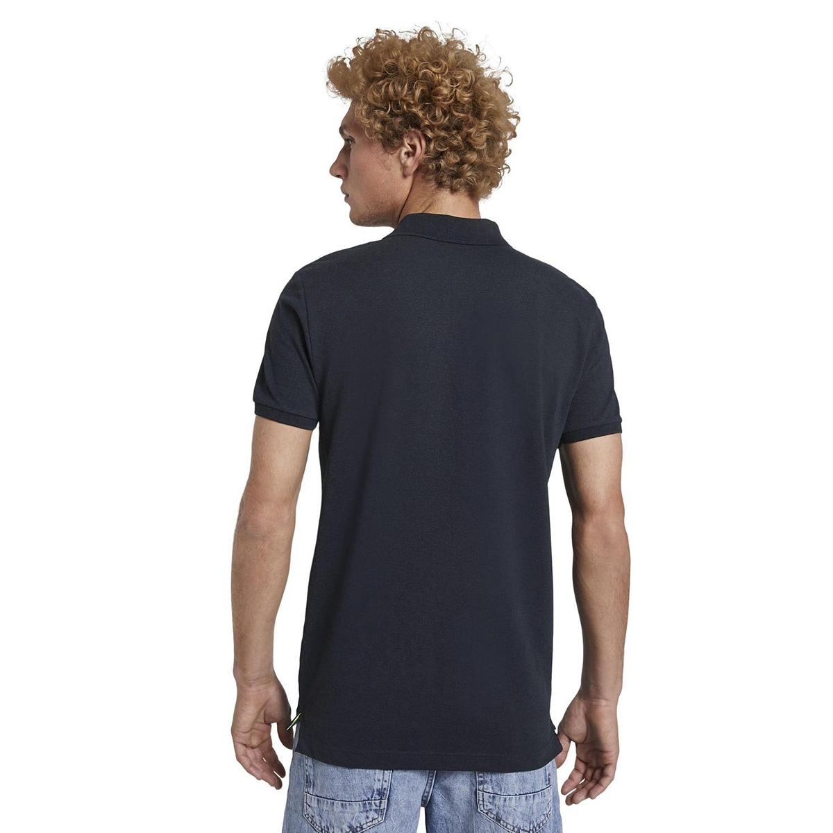 polo hemd met print 1018354xx12 tom tailor polo 13684