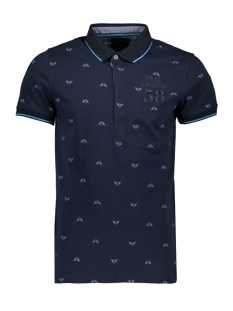 PME legend Polo SHORT SLEEVE POLO JERSEY PPSS201854 5287
