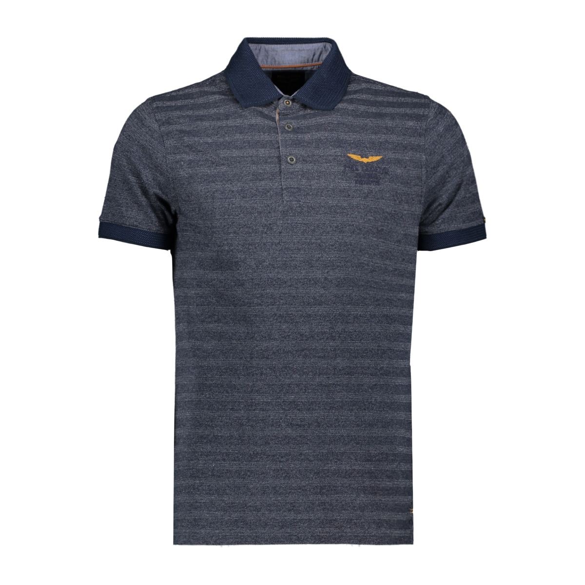 short sleeve polo jacquard ppss201856 pme legend polo 5287