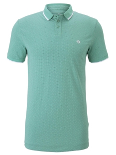 Tom Tailor Polo GEDESSINEERDE POLO SHIRT 1017681XX12 22809