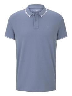 Tom Tailor Polo POLO SHIRT MET TEXTUUR 1016309XX12 11013