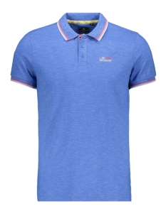 NZA Polo HANLON 20AN110 260 NEW BLUE