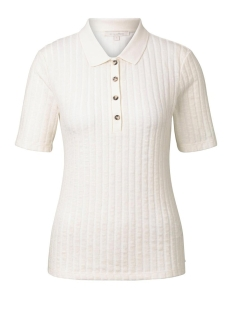 Tom Tailor T-shirt POLO SHIRT IN GERIBTE LOOK 1017521XX71 10348