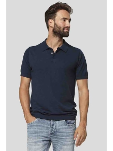Circle of Trust Polo BRETT POLO DONKERBLAUW HS20 36 7620 FIREFLY BLUE