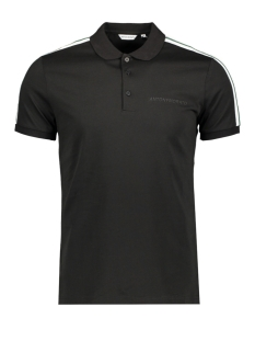 Antony Morato Polo POLO WITH CONTRAST MMKS01702 9000 BLACK