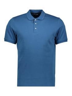 onsdavis slim polo tee 22015948 only & sons polo dark blue