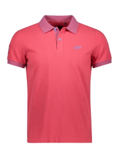 NZA Polo SANSON 20BN116 287 RED