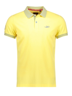 NZA Polo SANSON 20BN116 452 SOFT YELLOW