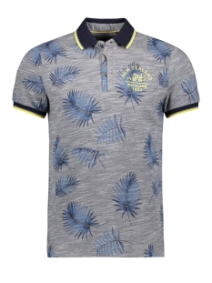 NZA Polo KAIHU 20BN123 267 NEW NAVY