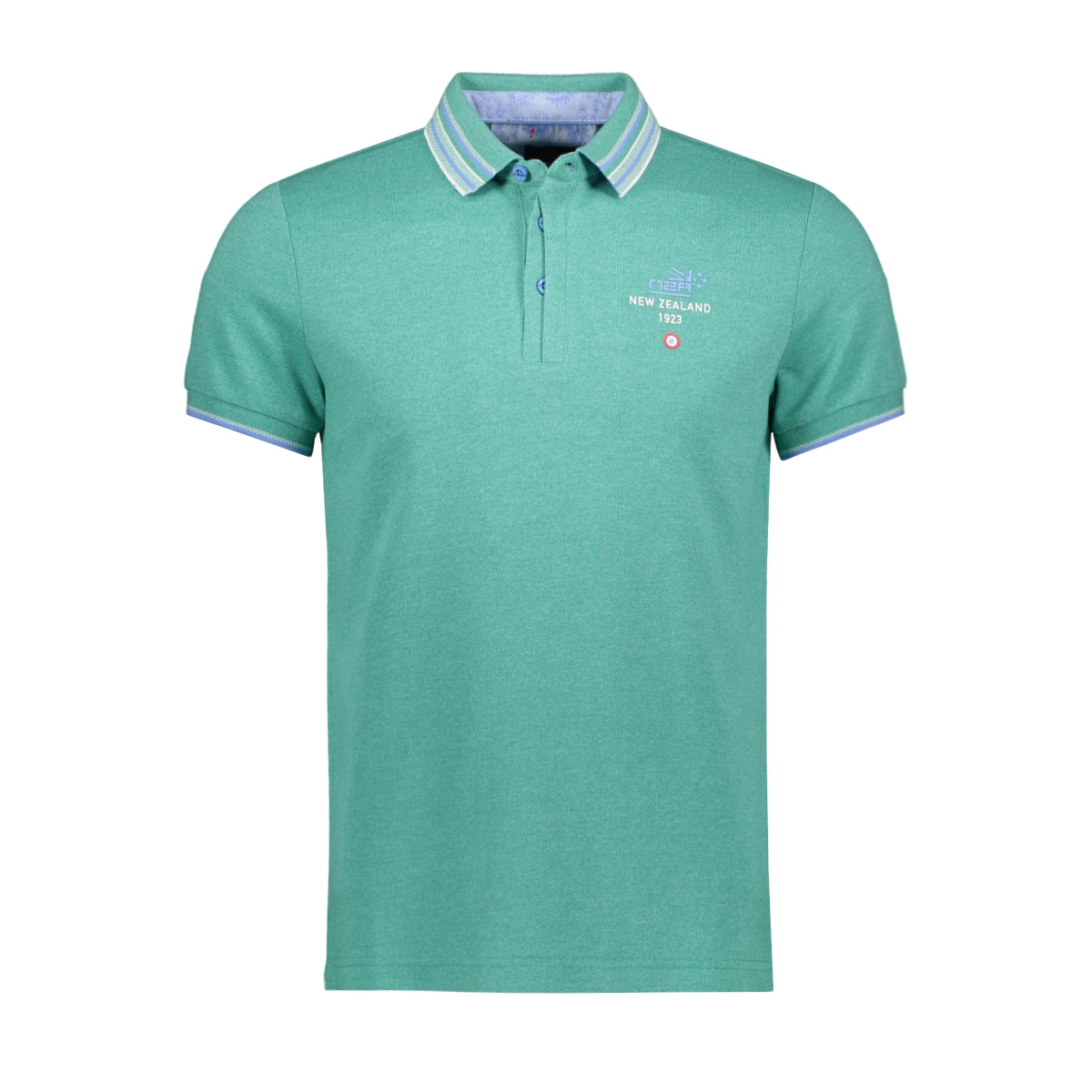 barfoot 20bn113 nza polo 493 new green