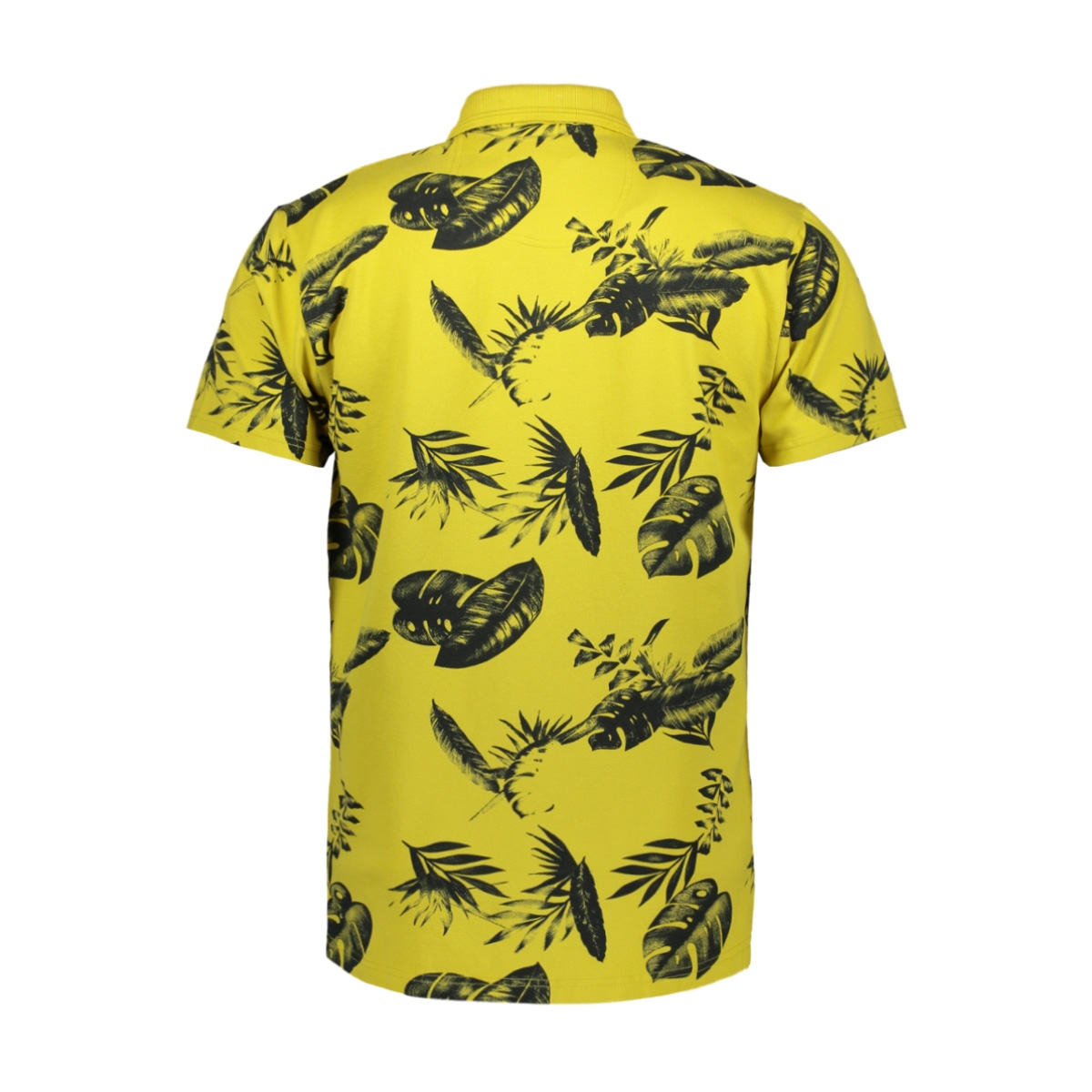 all over printed polo 95380210 no-excess polo 056 lime
