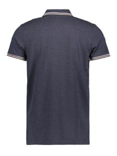 polo shirt met borduurwerk 1019093xx12 tom tailor polo 13684