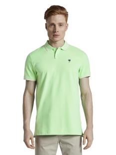 polo shirt met borduurwerk 1019093xx12 tom tailor polo 22361