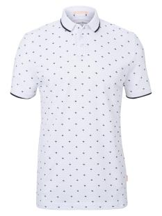 Tom Tailor Polo POLO SHIRT MET ALL OVER PRINT 1019094XX12 23121