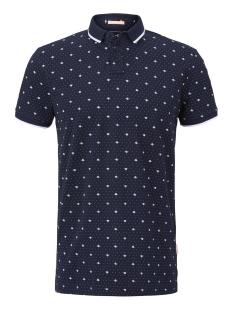 polo shirt met all over print 1019094xx12 tom tailor polo 23122