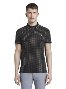 Tom Tailor Polo GEDESSINEERDE POLO SHIRT 1017681XX12 22812