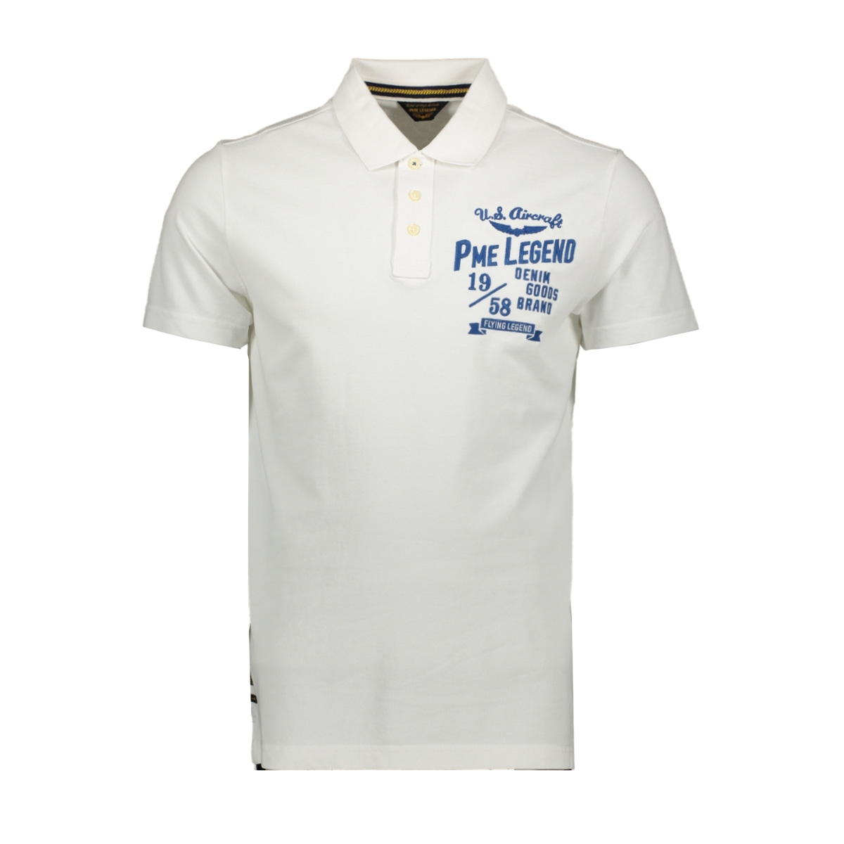 short sleeve polo rugged pique ppss202881 pme legend polo 7003