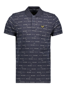 PME legend Polo SINGLE JERSEY SHORT SLEEVE POLO SHIRT PPSS202882 5287