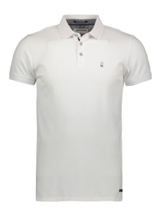NO-EXCESS Polo POLO 95370104N 010 WHITE