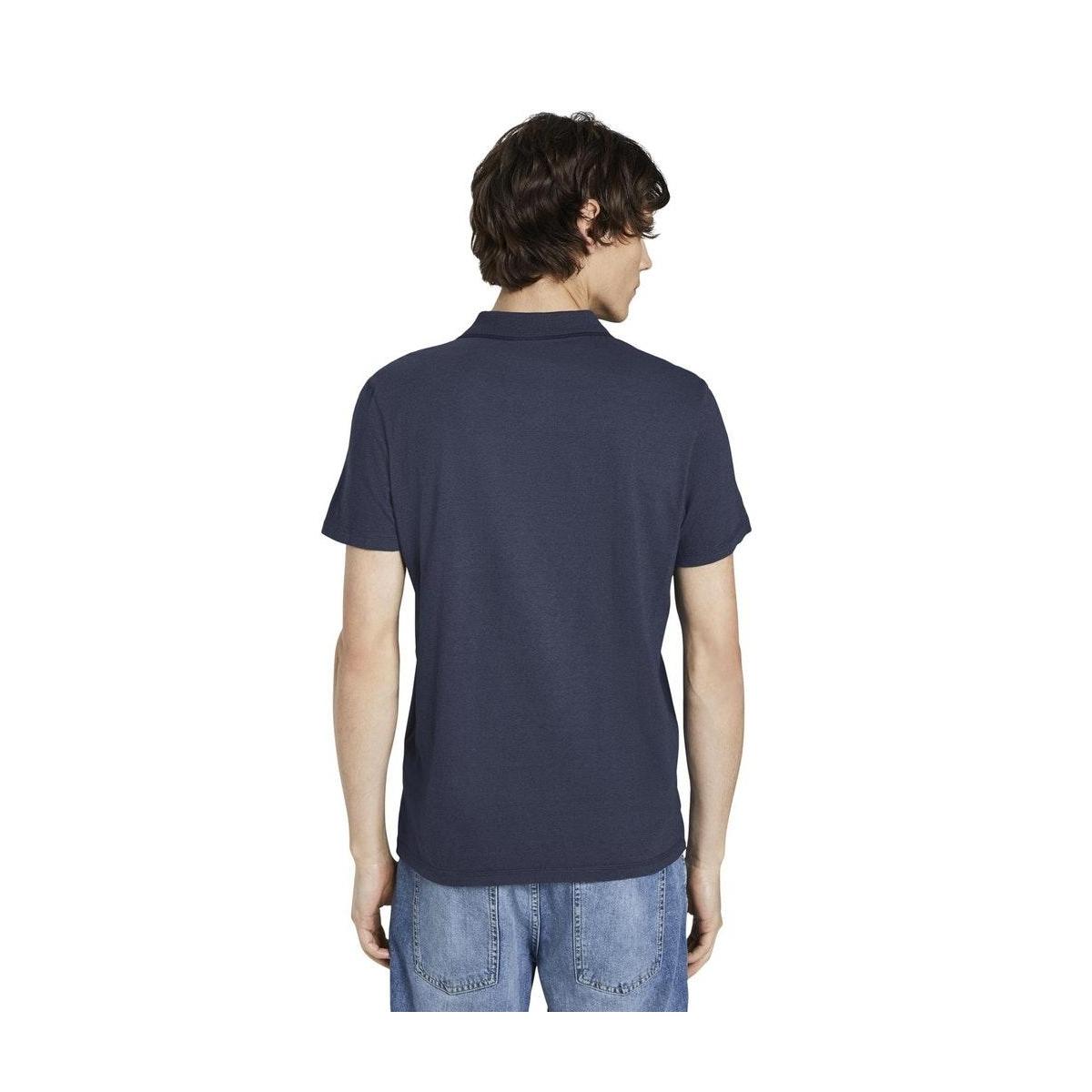 gekleurd gestreept poloshirt  1018142xx10 tom tailor polo 22390