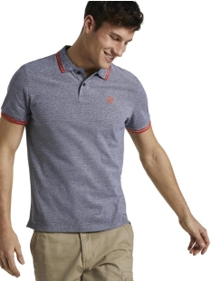 Tom Tailor Polo TWEEKLEURIGE POLO HEMD 1016150XX10 19631