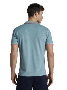 tweekleurige polo hemd 1016150xx10 tom tailor polo 21332