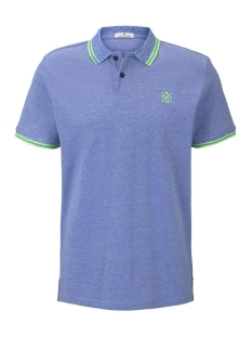 Tom Tailor Polo TWEEKLEURIGE POLO HEMD 1016150XX10 21333
