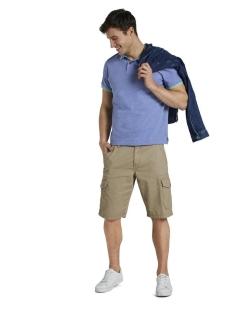 tweekleurige polo hemd 1016150xx10 tom tailor polo 21333