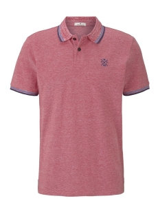 Tom Tailor Polo TWEEKLEURIGE POLO HEMD 1016150XX10 21334