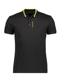 Antony Morato Polo POLO WITH PRINT MMKS01712 9000 BLACK
