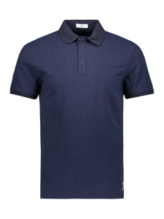 Tom Tailor Polo POLO MET ALL OVER PRINT 1022056XX10 10668