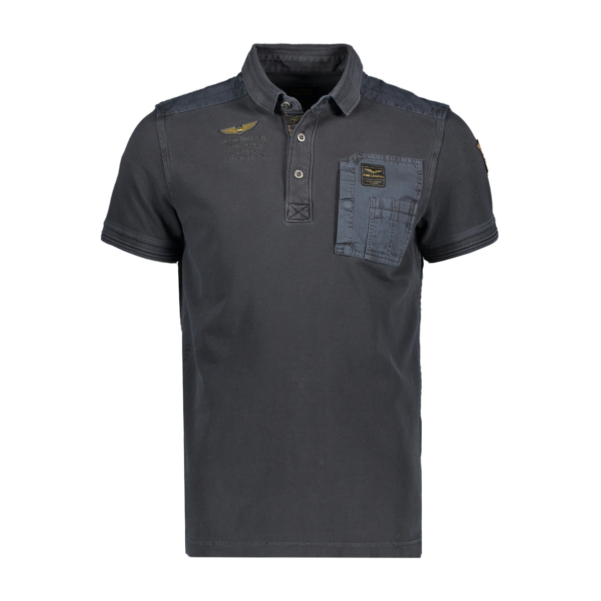 rugged pique short sleeve polo ppss202862 pme legend polo 5287