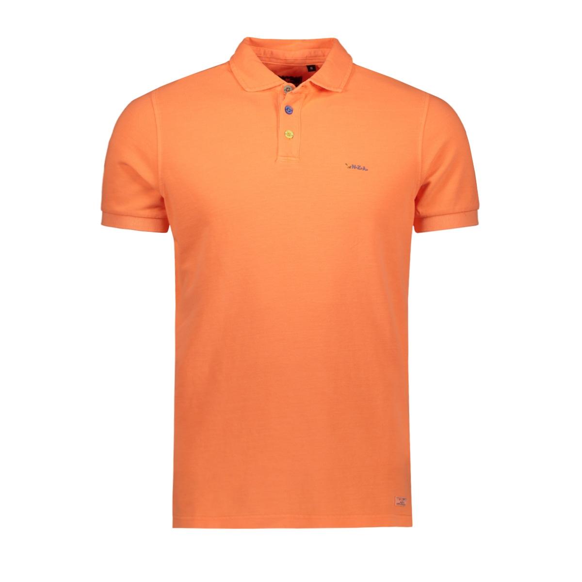 waiapu 20cn150 n.z.a. polo 641 peach orange