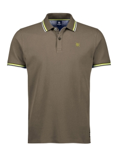 Lerros Polo POLOSHIRT MET CONTRAST DETAILS 2043209 777
