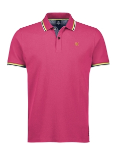 Lerros Polo POLOSHIRT MET CONTRAST DETAILS 2043209 854