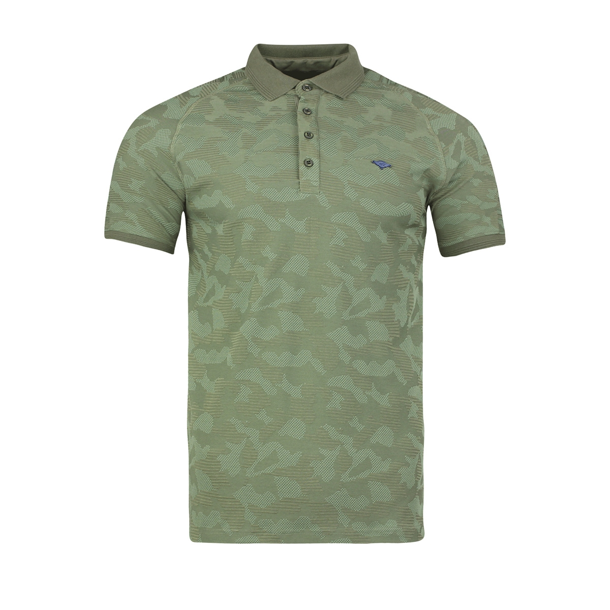 polo 23108 gabbiano polo green/olive