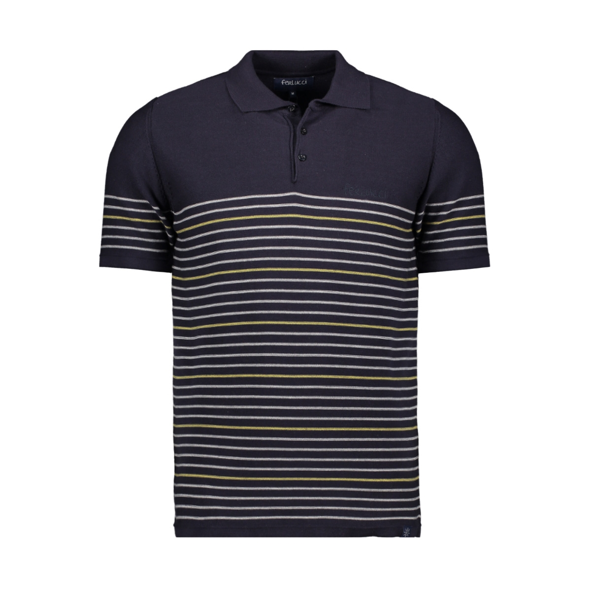 gianni ferlucci polo navy