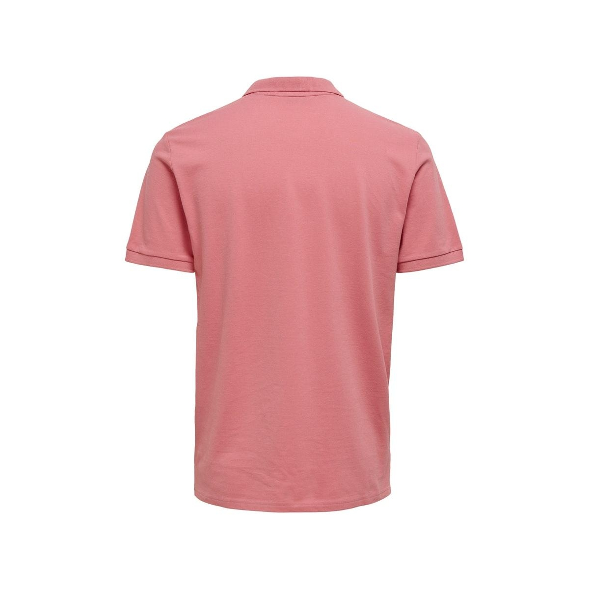 onsbilly reg ss polo 22016504 only & sons polo mauveglow