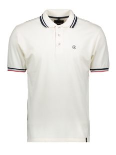 Twinlife Polo POLO SHIRT  FINE PIQUE TW01601 109 BRIGHT WHITE