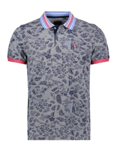 NZA Polo TAUPO 20BN119A 267 NEW NAVY