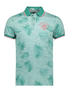 NZA Polo KAIHU 20BN123 493 NEW GREEN