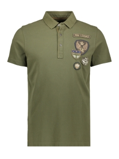 PME legend Polo SHORT SLEEVE POLO PPSS193854 6414
